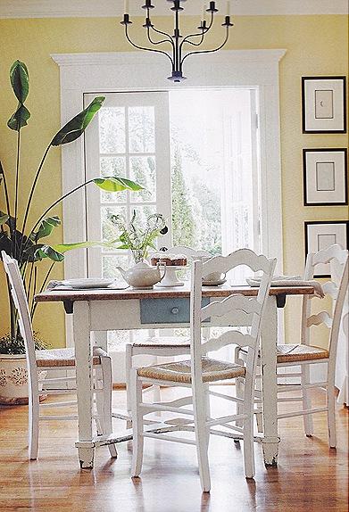 farm table 2 Cottage Style