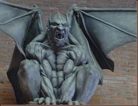 Gárgola (mitología)