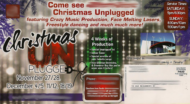 Christmas UNplugged Ad page 2
