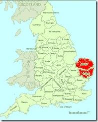UK suffolk Norfolk