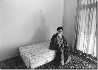 Iran,1980 Ayatollah Khomeini