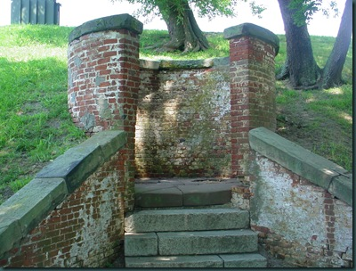 Fort Monroe and museum 045