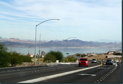 Vegas to Williams, AZ 007
