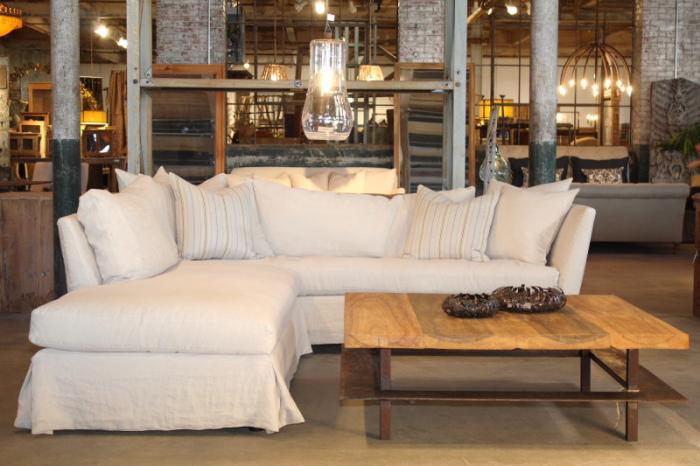 Cisco Brothers Furniture California Greige Design