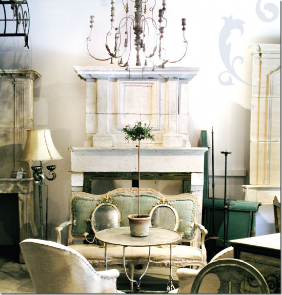 Redirecting for French home decor