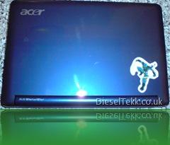 DieselTekk.co.uk - Acer Aspire One ATOM Ninja Edition (2)