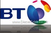 DieselTekk.co.uk BT Logo