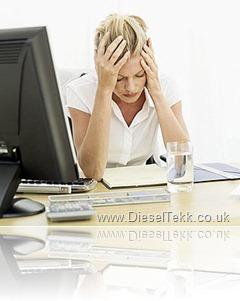 computer problems woman dieseltekk.co.uk