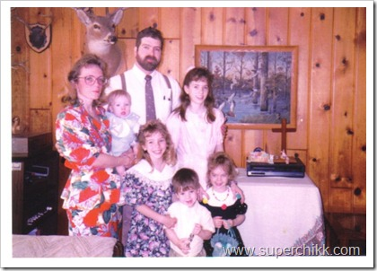 1991 Easter Farmhouse Wheatley