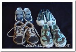 7, 7.5 Shoes