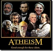 Atheists Portrait