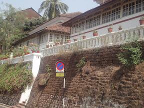 An Interesting house on Altinho Hill