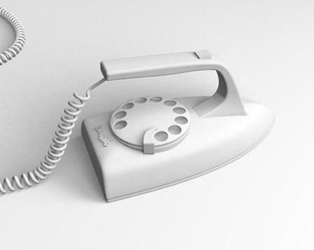 iron-phone