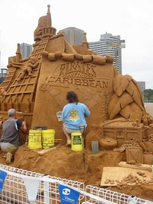 Sand-Sculptures (10)