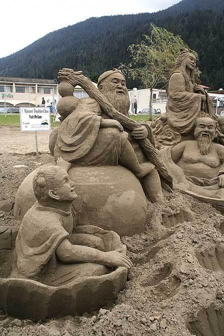 Sand-Sculptures (28)