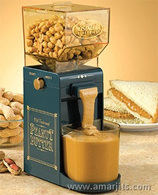 Peanut-Butter-Machine