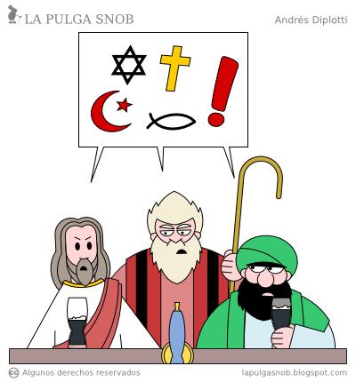 La blasfemia de los profetas