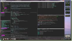 emacs-screens-shot