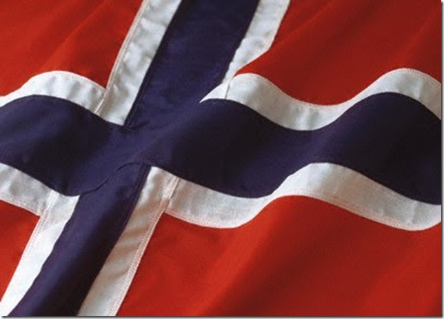 norge flagg