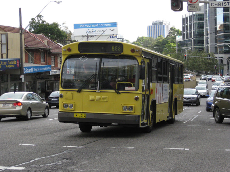 Atdb View Topic Buses At St Leonards And Pyrmont 16