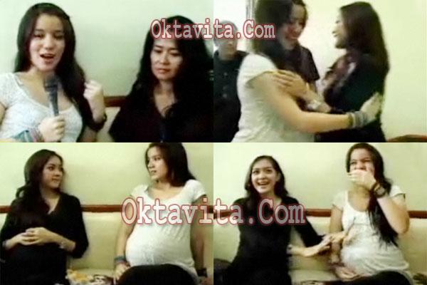 Kehamilan Sheila Marcia