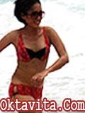 Melinda Bikini Seksi