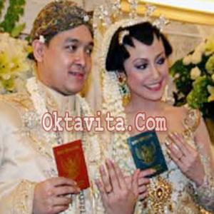 Virnie Ismail Menikah