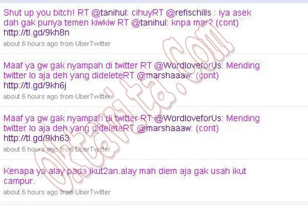 Twitter Marsha Bakti Mulya