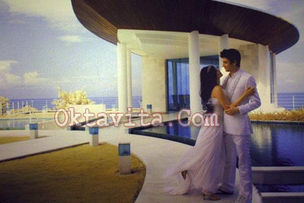 Contoh Foto Pre Wedding Outdoor Indoor Foto Pra Pernikahan Pranikah ...