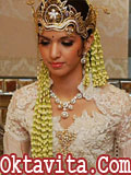 Model Kebaya Pengantin Pernikahan | Oktavita.Com