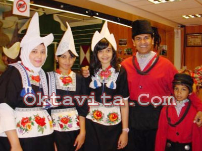 Keluarga Fanny Bauty Mark Sungkar