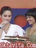 Cinta Laura Ulang Tahun Sweet Seventeen