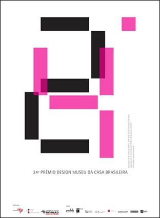 1° Lugar Cartaz 24° Prêmio Design MCB - Nadezhda Rocha