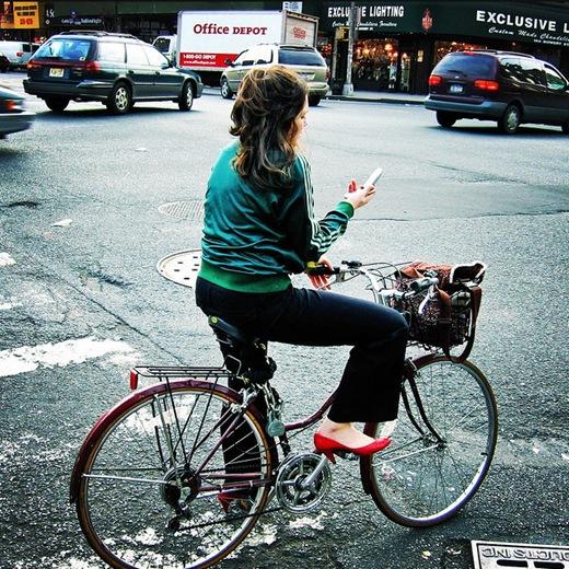Bike na cidade