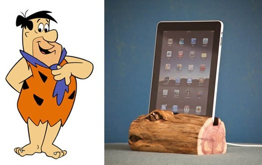 Fred Flintstone   dock