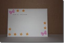 Elsbeth Birthday Card Envelope