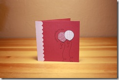 Stampers 6 - Birthday Card