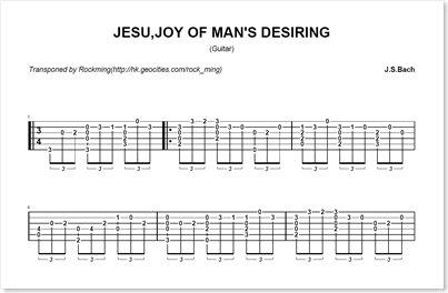 jesus joy of mans desiring