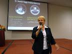 Dr. Fekete Imréné - A Dr. Bartók Nagy András életműdíj díjazottja