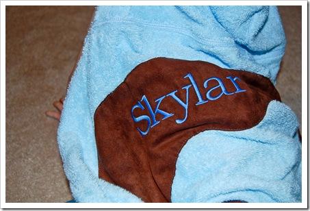 Skylatr towel 3