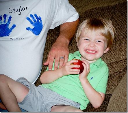 skylar fathers day 1