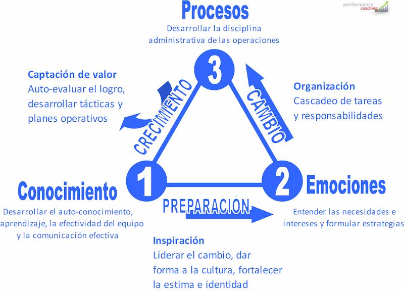 El proceso de cambio organizacional