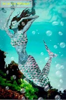 Screenshot of Mermaid Underwater Water Waves