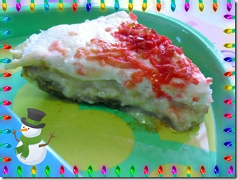 Christmas Coconut Pie