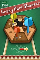 Screenshot of Crazy Dart Shooter
