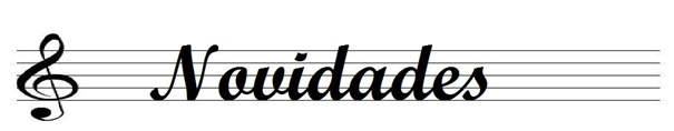 novidades musik (nunk excl)