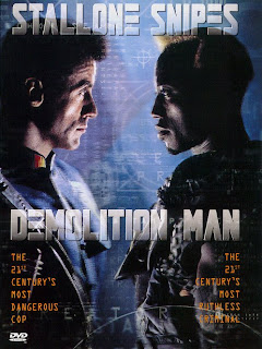 demolition man Demolition Man (1993) Español