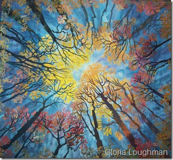 Canopy by Gloria Loughman