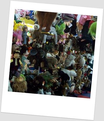 Sassafras puppets