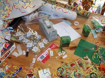 Xmas wrappings